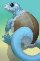 Starters - Squirtle