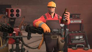 Meet The Team - Engineer (Red) by Moogly96