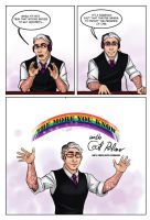 Cecil Palmer's Science Fun Facts by ladymadeofglass