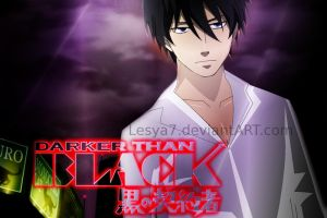 Darker than black: Hei by Lesya7