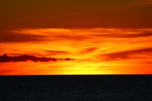 The day the earth caught fire by N-ScapePhotography