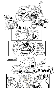 Hedgehogs can't tell the difference by PumpkinSoup