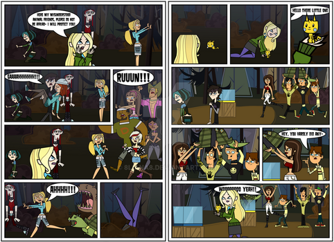 TDO - Episode 1.5 Page 11,12 by 8liana8