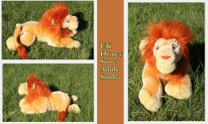 UK adult Simba by Laurel-Lion
