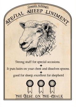 Special Sheep Liniment by funkydpression