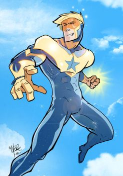Booster Gold by More979