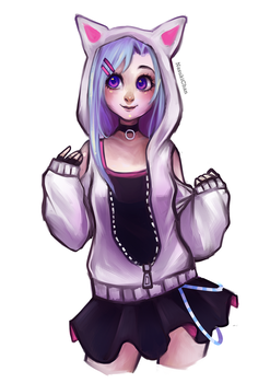 Commission - Cathie by Nasuki100