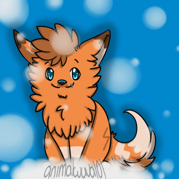 .:Floating On Some Shit:. +SPEEDPAINT+ by animalwuva101