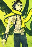 Persona 3 - Ryoji-kun by queenvera