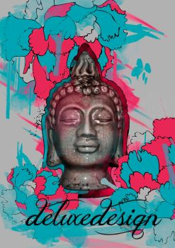 Buddha by BrightEmeraldEyes