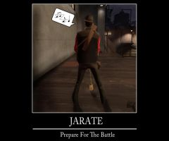 Jarate by RadioactiveNemofish