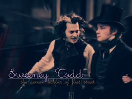 Sweeney Todd wallpaper by Frodos
