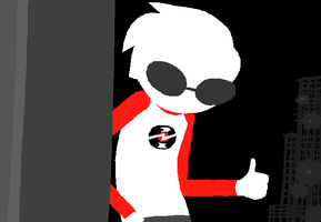 Thumbs Up Dave by FriendshipIsHorses