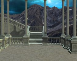 Staircase palace by Evon-Adaunt