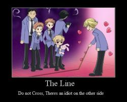 The line by Siyou123321