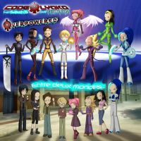 Code Lyoko Overpowered couverture by Nelbsia