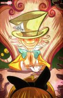 Mad Hatter Tea Party with Alice by DustinEvans