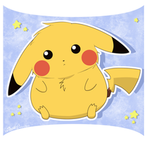 Pika~? by Isi-Daddy