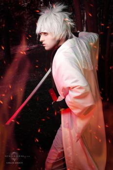 We have no desire for eternity - Gintama by Carlos-Sakata