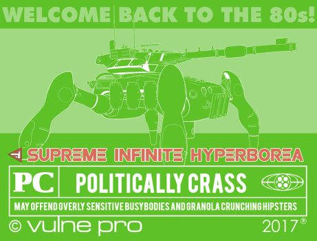 Rated PC: Politically Crass by VulnePro