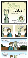 The Almost Adventures of Jakk! Episode 3! by theDisappointment