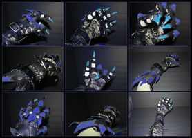 Dragon Claw Gauntlet V2 by Neffertity