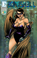 Bombshell Pin-Ups 1 Cover by Abt-Nihil
