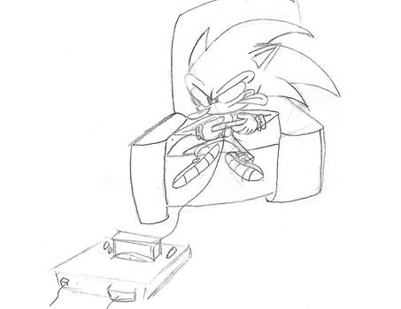 Sonic Gaming by GeneBomb