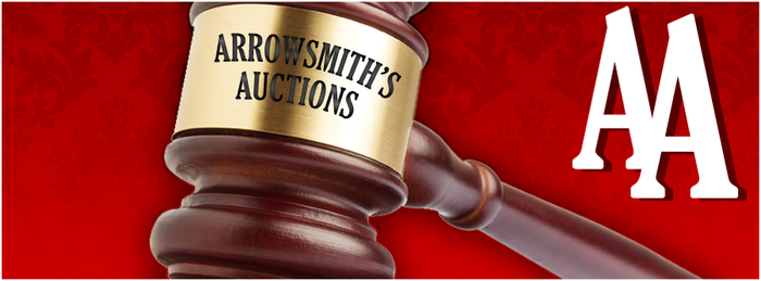 Arrowsmith Auctions Facebook Cover Photo by NexusBeat