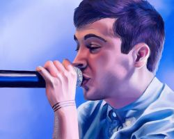 twenty one pilots - Tyler Joseph by Felix-tah-cat1103