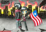 21ST CENTURY BREAKDOWN by PrincessBlackRabbit