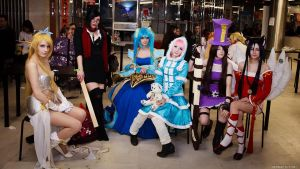 League of legends by Shani-hime