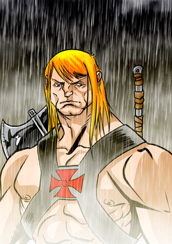 He-man by The-3DArtist