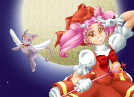 Card Captor Chibiusa by Nayru29