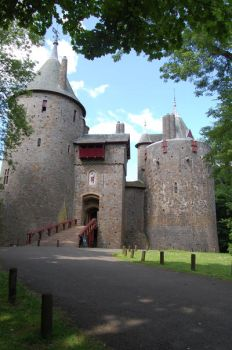 Castell Coch by Little-Princess-Kate