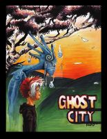 ghost city page by EatToast