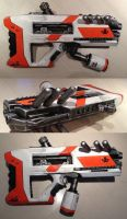 District 9 Blaster Nerf mod by GirlyGamerAU