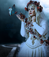 The Last Butterfly by SilviaMS