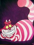 Cheshire Cat by phantaz
