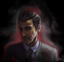 Peter Capaldi -- Who's the Doctor? by MrBorsch