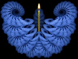 Blow and make a wish by Thelma1
