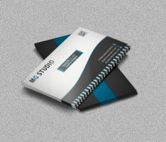 Creative Business Card by naeem1200