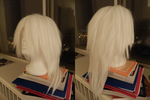 Wig for Bakura Cosplay by Shendin