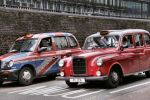 Taxicabs by UdoChristmann