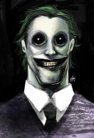The man who laughs by federicoblee