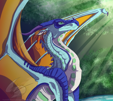[Comm] Unity of Land and Sea by ThatWeirdDrawinChick