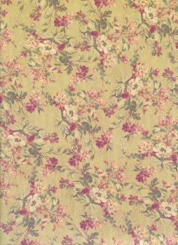 Mirabelle Floral by FredtheCow-Stock