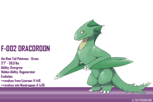Dracoroon by phoenixsong