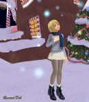Winter Namine [DL] by Rescued-Doll