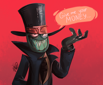 Villainous by Phineas-Zombie